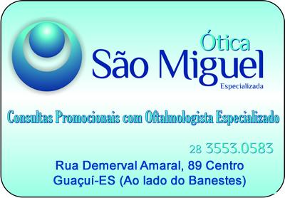 Ótica São Miguel