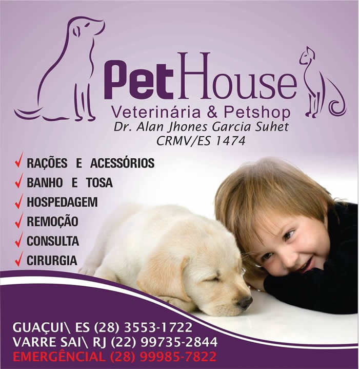 PetHouse Veterinária