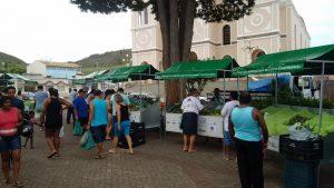 A feira acontece neste sábado (21), na Praça da Matriz.