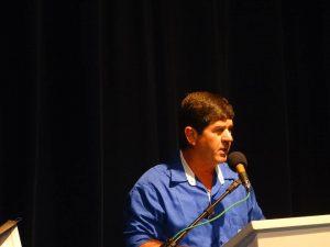 O empresário Marcos Luiz Jauhar assumiu desde sábado (15), a diretoria do Lar dos Idosos.