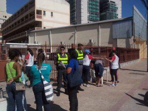 Policiamento será feito nas cidades que aplicarão o Enem.
