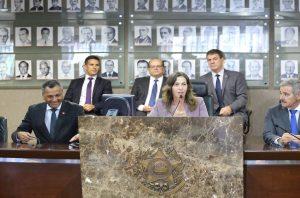 A reunião foi realizada no auditório da Procuradoria-Geral de Justiça do Estado do Espírito Santo, em Vitória.