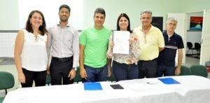 O evento teve parceria com a Caixa Econômica Federal, e apresentou as novas regras para financiamento habitacional.