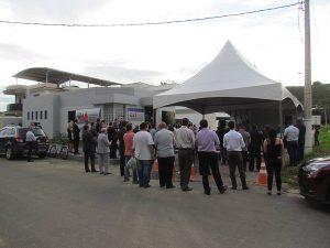 Inauguração aconteceu na tarde de quarta-feira (16).
