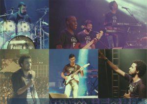 Grupo é formado por jovens que querem falar sobre Deus através da música.