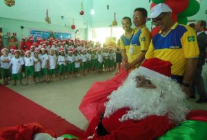 O projeto ajuda a realizar sonhos de milhares de crianças pelo Brasil.