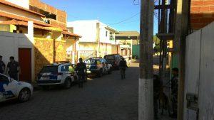 O crime aconteceu na Rua Pedro Martins, em Alegre.
