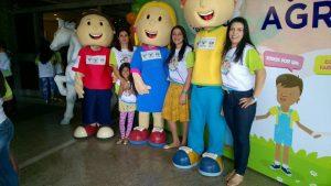Escolas de Irupi participaram do evento. (Foto: Divulgação)