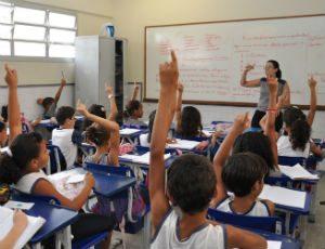 São 209 vagas para trabalhar na rede municipal de ensino. (Foto: Divulgação)